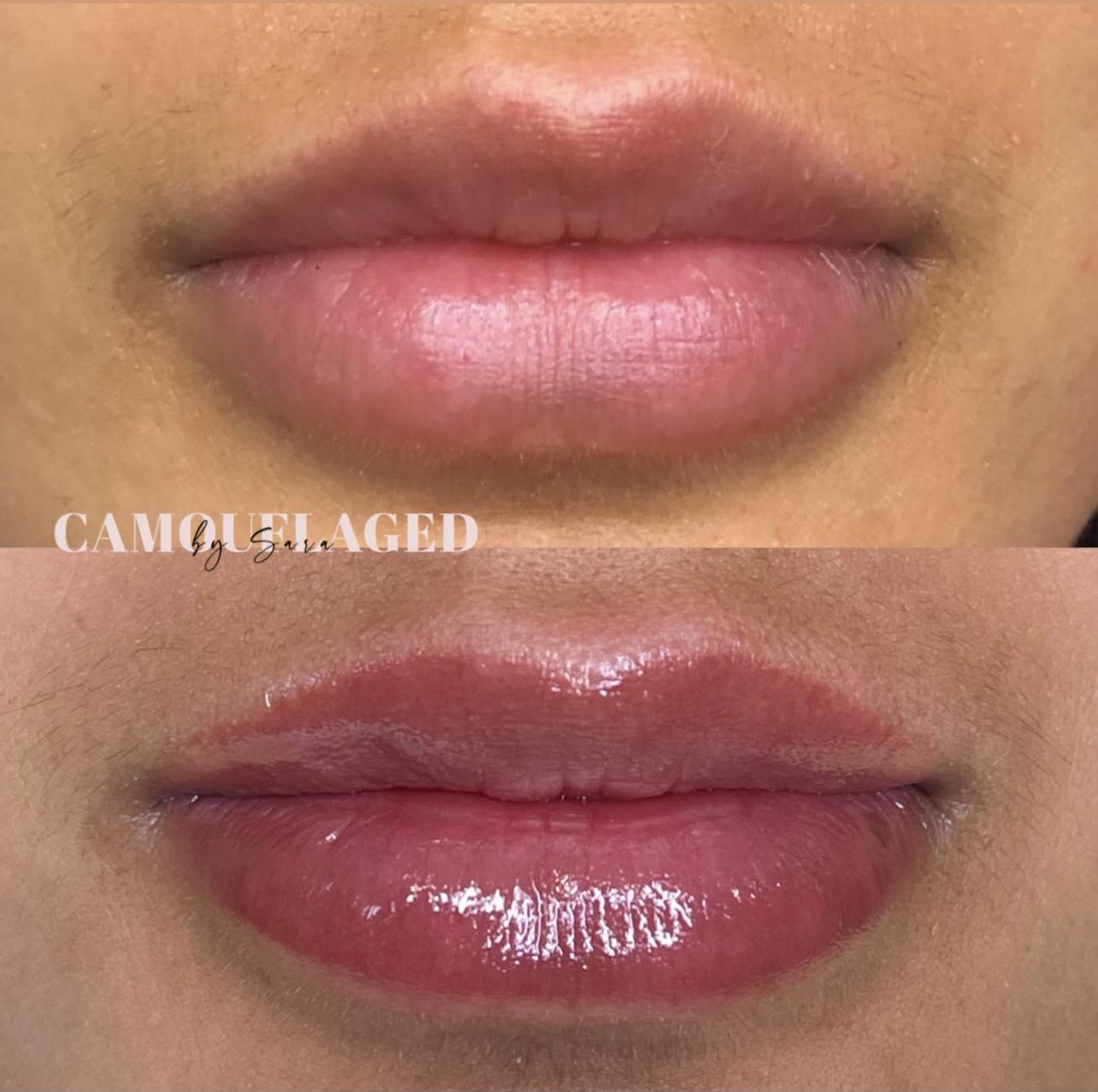 Lip Blushing massachusetts
