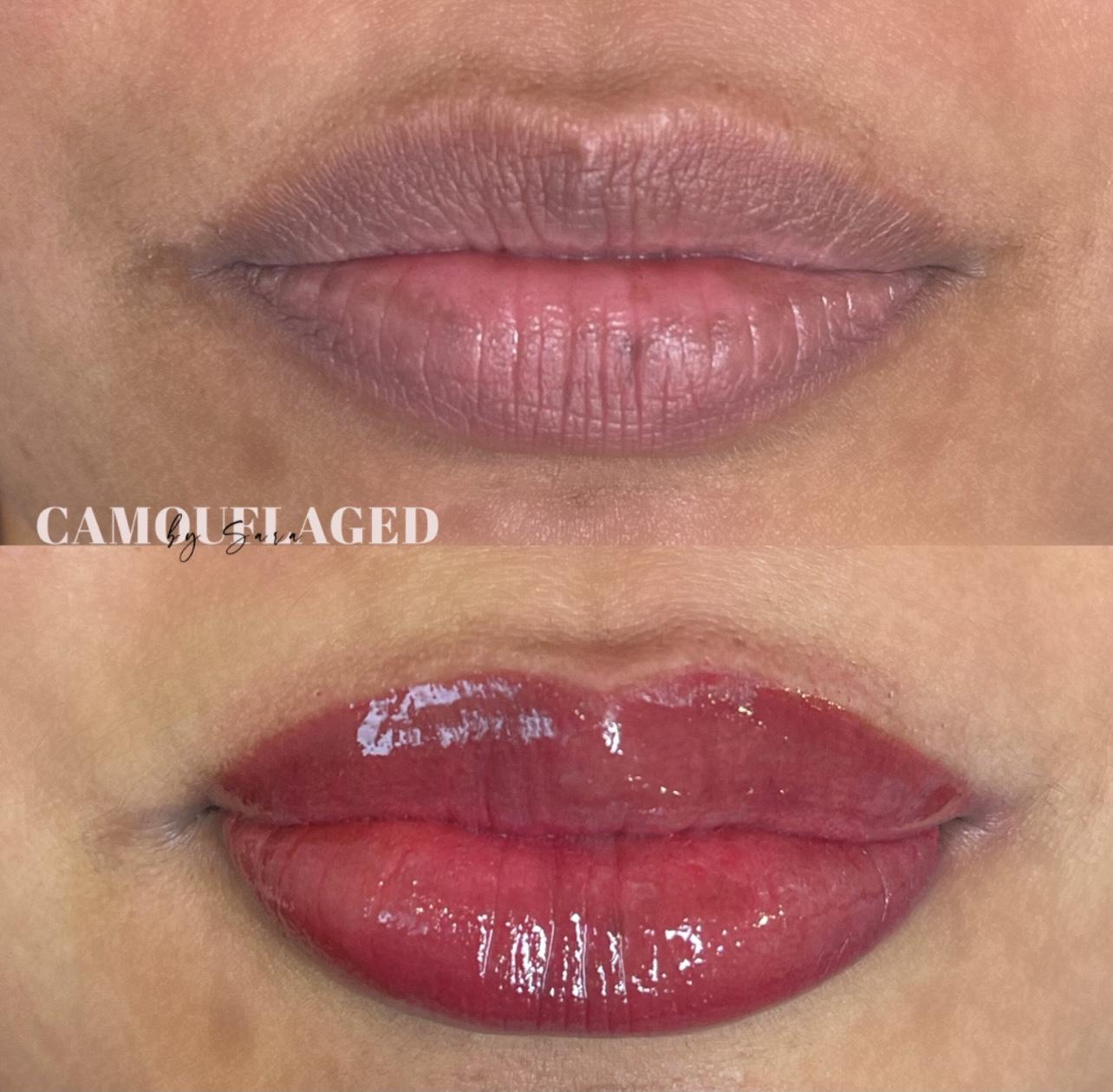 Lip Blushing in massachusetts