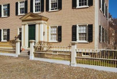 Museums Salem MA - Location 1