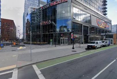 Transit Boston MA - Location 2